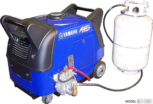 Triple Fuel Yamaha Ef3000iseb Boost Inverter Generator
