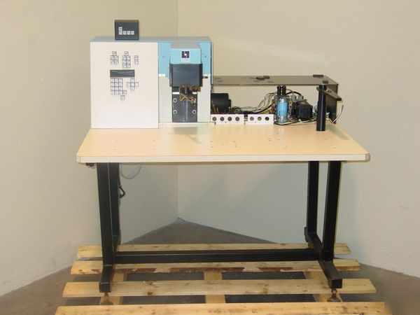 Laurier wire bonder/die loader/pick&place for parts