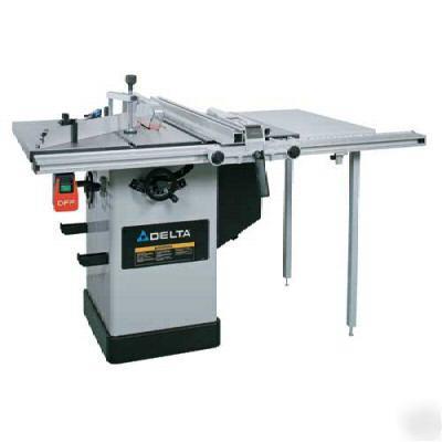Delta 36 716b 10 hybrid table saw w 30 unifence for 10 hybrid table saw