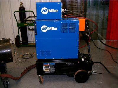 Miller Induction Heating Package Complete 25kw