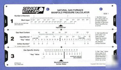 Specific Gravity Of Natural Gas Calculator