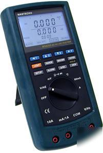 Mastech pc computer RS232 interfaced digital multimeter