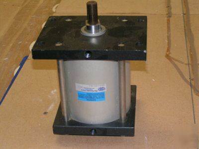 """1 4 Npt >> Air clamps, air cylinder 5"""" bore, pneumatic clamp,"""