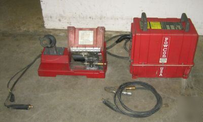 Powcon 200SM cyclomatic welding package....used